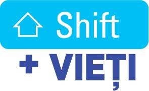 Shift+Vieți | Joburi fără bariere